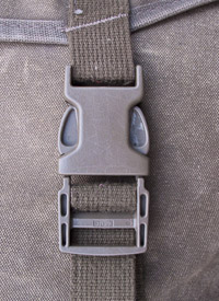 Mountain Pack Buckle Modification