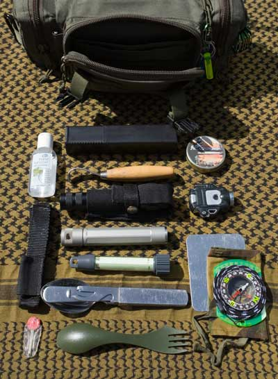 Ravenlore Bushcraft And Wilderness Skills Grab Bag